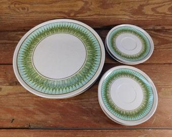 Vintage Lenox Ware Melamine Dishes, Lenox Ware Plates, Melmac Dishes