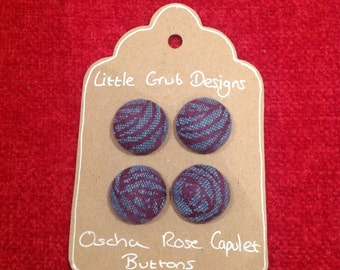Oscha Roses Capulet Buttons (4)