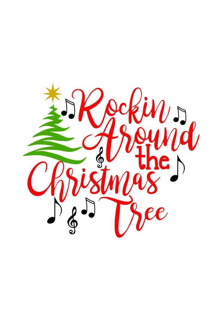 rockin around the christmas tree piano pdf