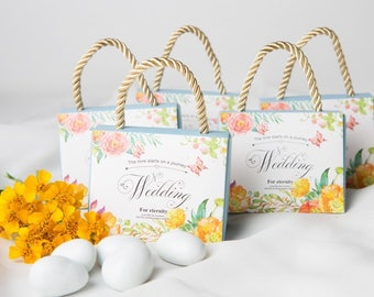 Wedding Boxes Flavored Almond, Wedding favours