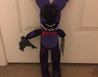 Withered Bonnie Plush from Five Nights at Freddy's