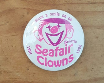 1992 Seattle Seafair button