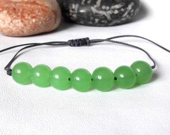 Prosperity Bracelet Onyx Bracelet Yoga Bracelet Crystal Bracelet Energy Bracelet simple Anti stress bracelet Healing Crystal Therapy