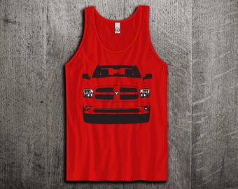 Dodge RAM Tank Top, RAM t shirts, Muscle cars shirts, cars tanks, Dodge shirts, Dodge Truck t shirts, men tshirts women t shirts Unisex tops