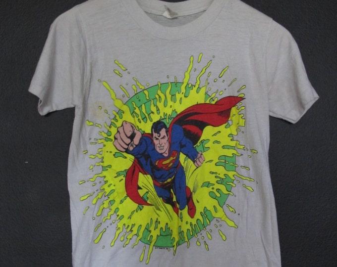 Superman vintage Tshirt