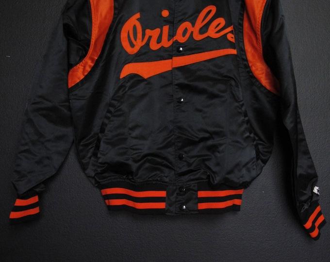 Baltimore Orioles MLB 1990s vintage Starter Jacket
