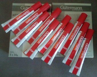 Gutermann Glue 30g HT2 Textile  Creativ 10 tube