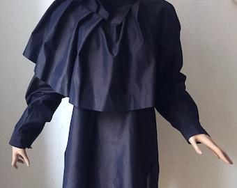 Issey Miyake, silk suit