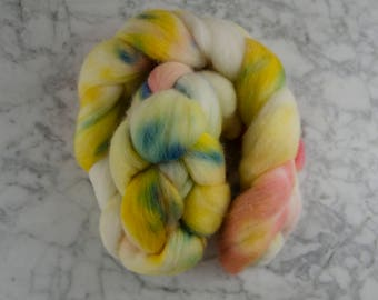 My Sun and Stars| Polwarth Fiber 4oz
