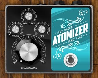 devi ever : fx - Atomizer 4k