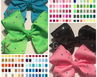 6.5-7'' CUSTOM COLOUR BIG 'JoJo' inspired Bow