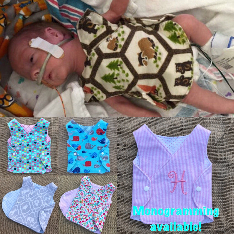 Nicu Preemie Micropreemie Newborn Infant Reversible Hospital
