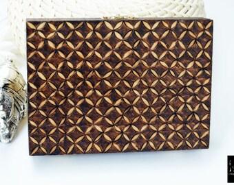 Clutch purse,wooden clutch,women's clutch purse,women clutch,wooden clutch purse,box clutch, square box clutch,  wood clutch, woodbox clutch