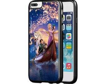 Disney Princess Rapunzel Tangled Phone Case for iPhone 7 & iPhone 7 Plus