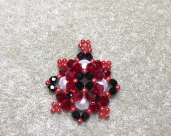 Red Cystal Pendant
