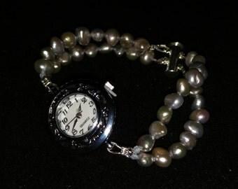 Freshwater Pearl Watch