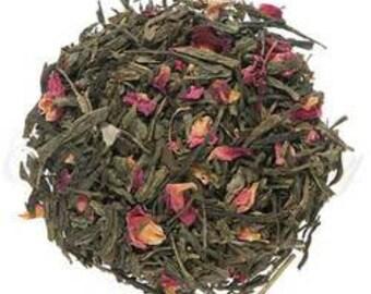 Loose Leaf Tea - Sencha Kyoto Cherry Rose - 75gms