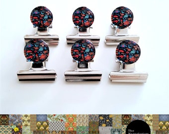 Klip-It Magnet Set: Animal Pattern