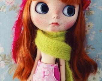A line skirt for blythe doll
