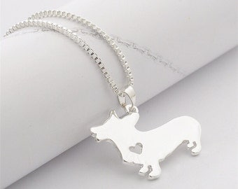 Cogi necklaces for corgi lovers~~