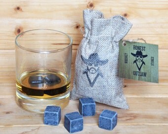 Honest Outlaw Natural Whiskey Stones