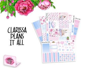 Clarissa Plans It All  Kit