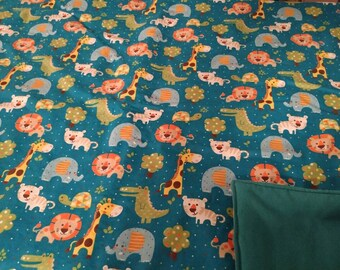 Animals Blanket.
