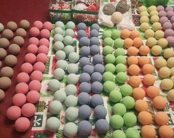 Lot of 50 Bath Bombs 4.5 oz