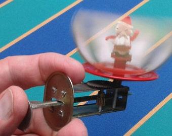Tin toys» Santa Claus»
