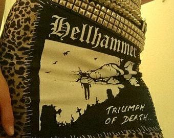 Hellhammer Skirt