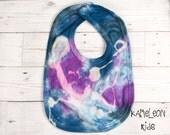 Space Baby Bib - Milkyway...