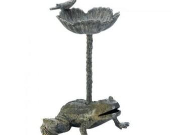Leap Frog Bird Bath