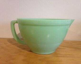 Jadeite Batter Bowl, Reproduction