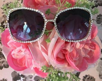 Swarovski Crystals sunglasses
