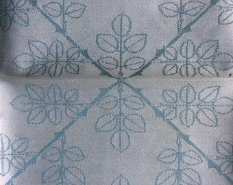 1960s Georg Jensen Table Linens, Vildrose Pattern