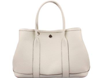 Real Togo Leather Tote Bag Large Size Only