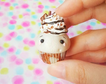 "Cute little cupcake "" Chocolat / Framboise """