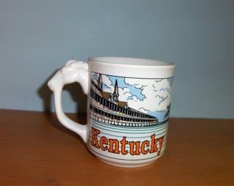 Kentucky Horse Handle Coffee Mug