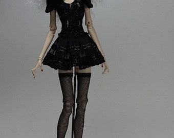 meg fashion doll outfit for  Popovy Sisters Doll ''Glam''