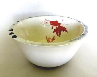 Wash basin cream white Ø 33 cm H 9,5 cm