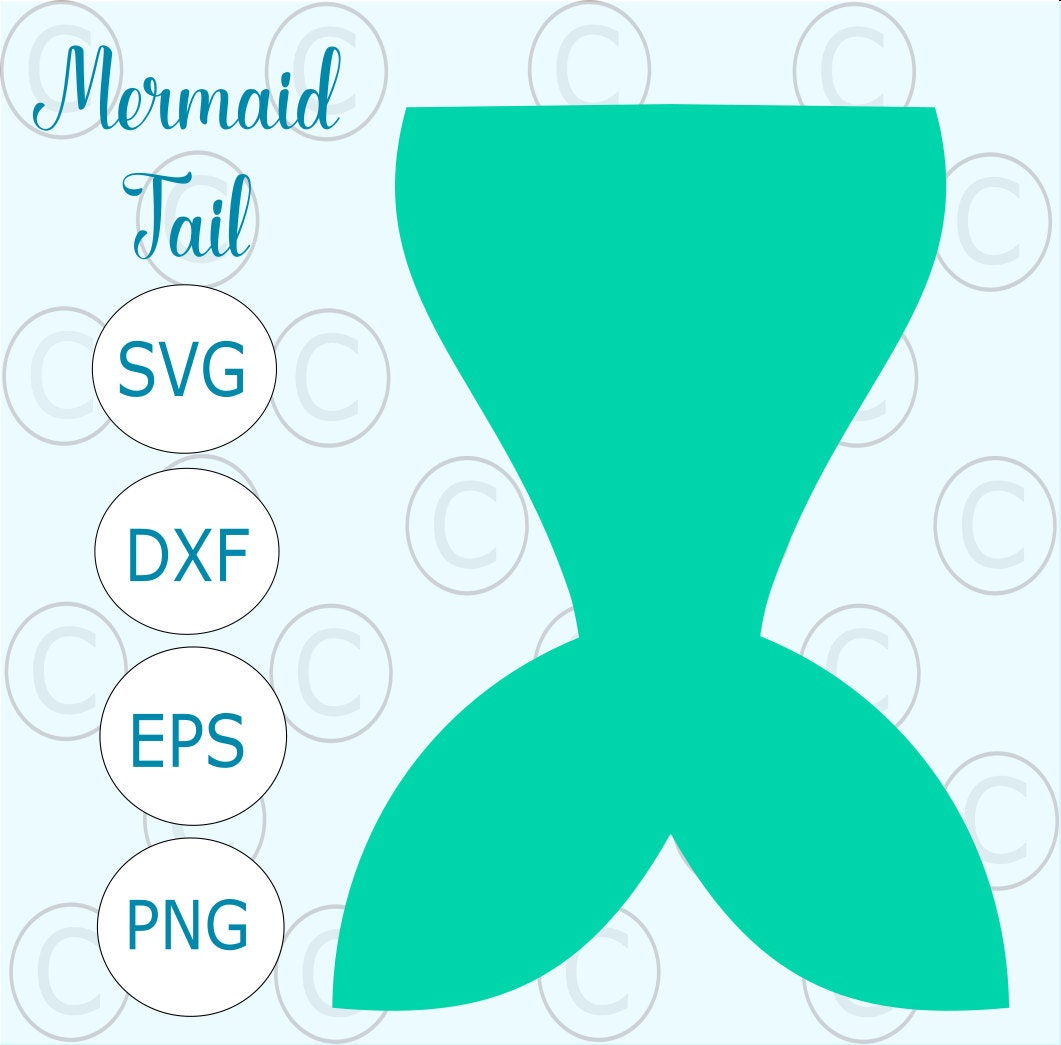 It is a graphic of Revered Mermaid Tail Printable