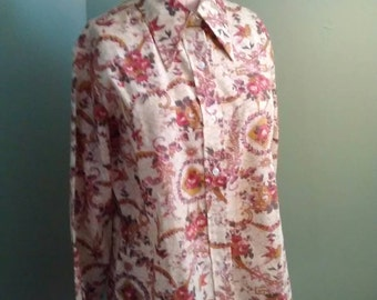 Rosey. Rodeo, Rockabilly, Ladies Blouse