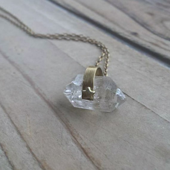 Herkimer Diamond Carabiner