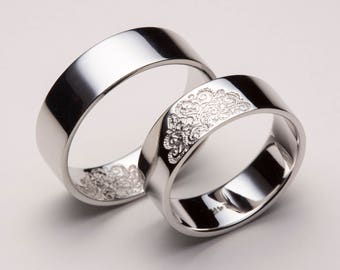his and hers wedding bands matching wedding bands matching wedding band sets wedding