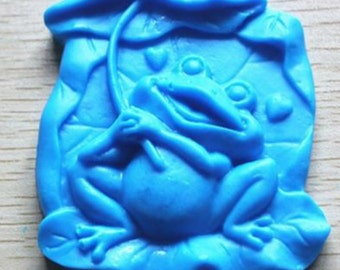Fergus Frog Silicone Mould