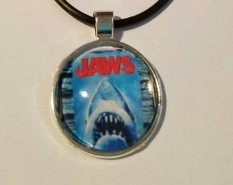 Monster Pendant- Jaws