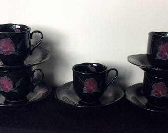 Mikasa Tango Cup and Saucer Set - Only 1 Left!!