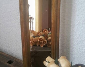Charming, antique mirror!