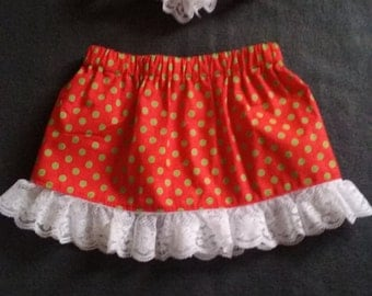 Baby Skirt with Band