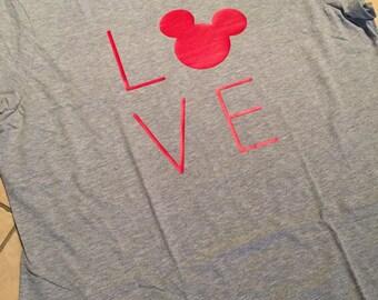 Custom Tshirt - Love